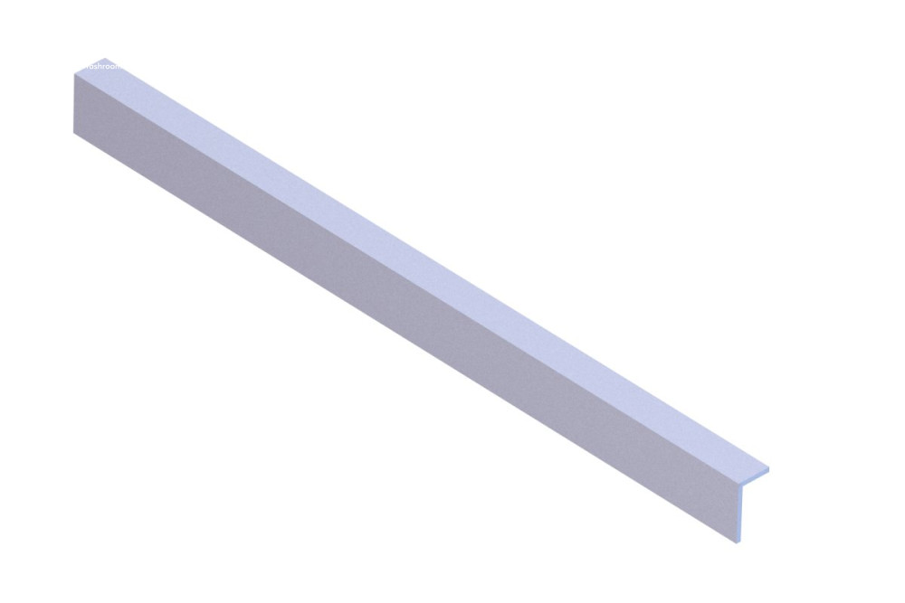 L-Shaped Head Rail